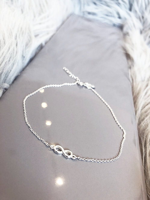 Infinity Charm Anklet
