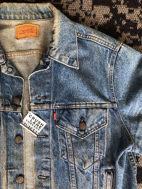 'Levis' Jean Jacket Sz 44