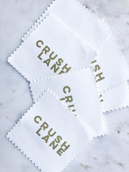Silver Polishing Cloth