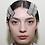 Thumbnail: Wide Rhinestone Hair Clip
