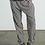Thumbnail: Black and White Pin Striped Trouser