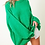Thumbnail: Electric Green Slouchy Crew Neck Sweater