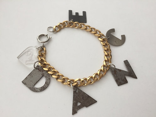 'DANCE' Alpha Bracelet