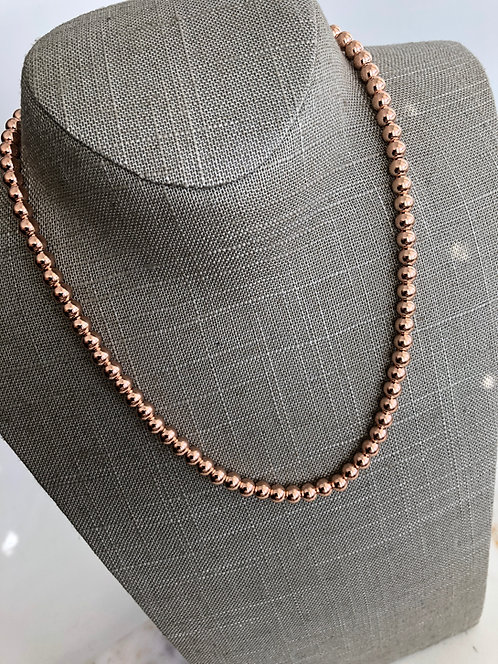 Ball Bead Necklace