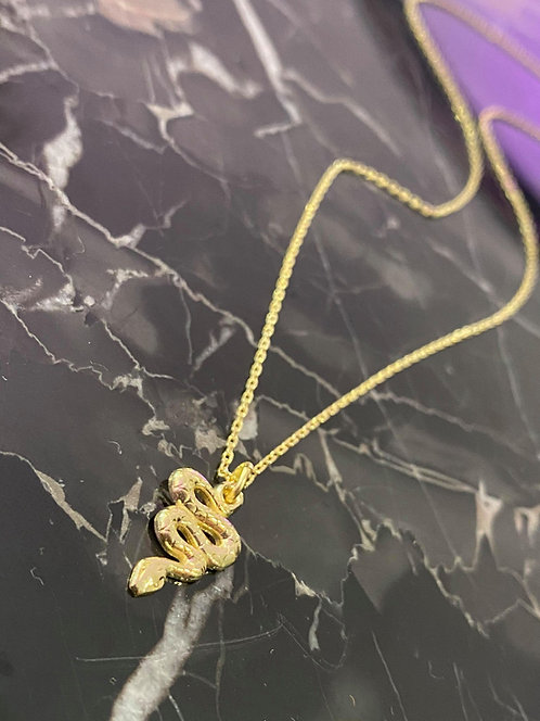 'Revival' Snake Necklace