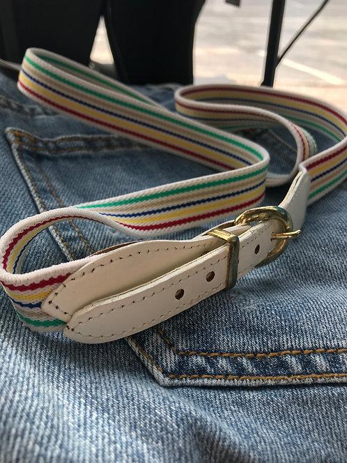 Rainbow Stretchy Belt