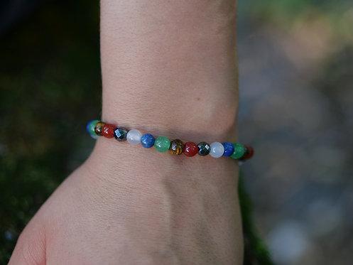 Earth Element Gemstone Bracelet