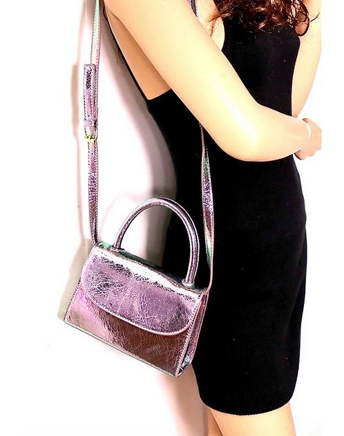 Purple Irredecent Purse