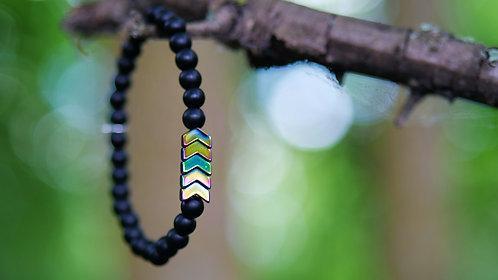 'True North' Gemstone Bracelet
