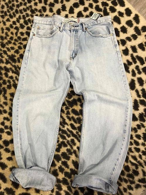 'Levis' 505 Light Wash Jeans Sz 34