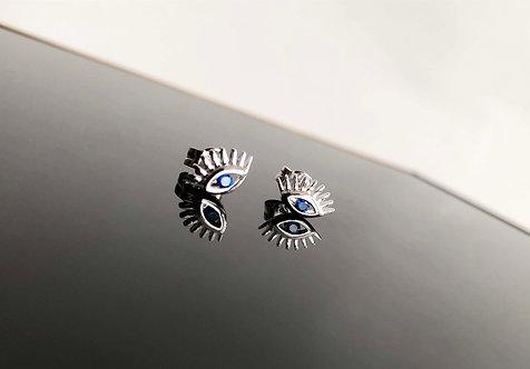 Mini Evil Eye Studs