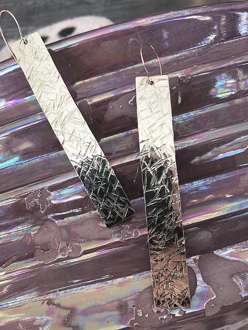 Long Plank Earrings