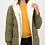 Thumbnail: Puffer Jacket in Olive Green
