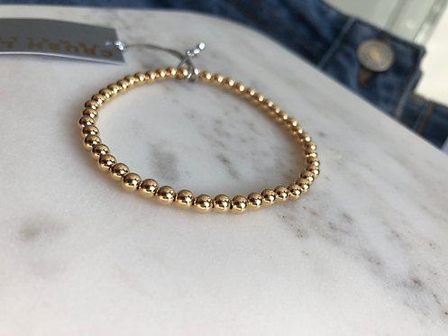 14k Gold Filled Mini Expandable Bracelet