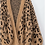 Thumbnail: Leopard Fur Cardigan