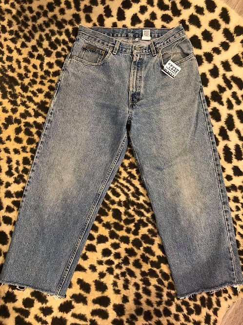 'Calvin Klein' Light Wash Jeans Sz 31