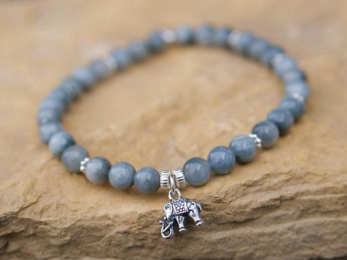 Elephant Gemstone Bracelet