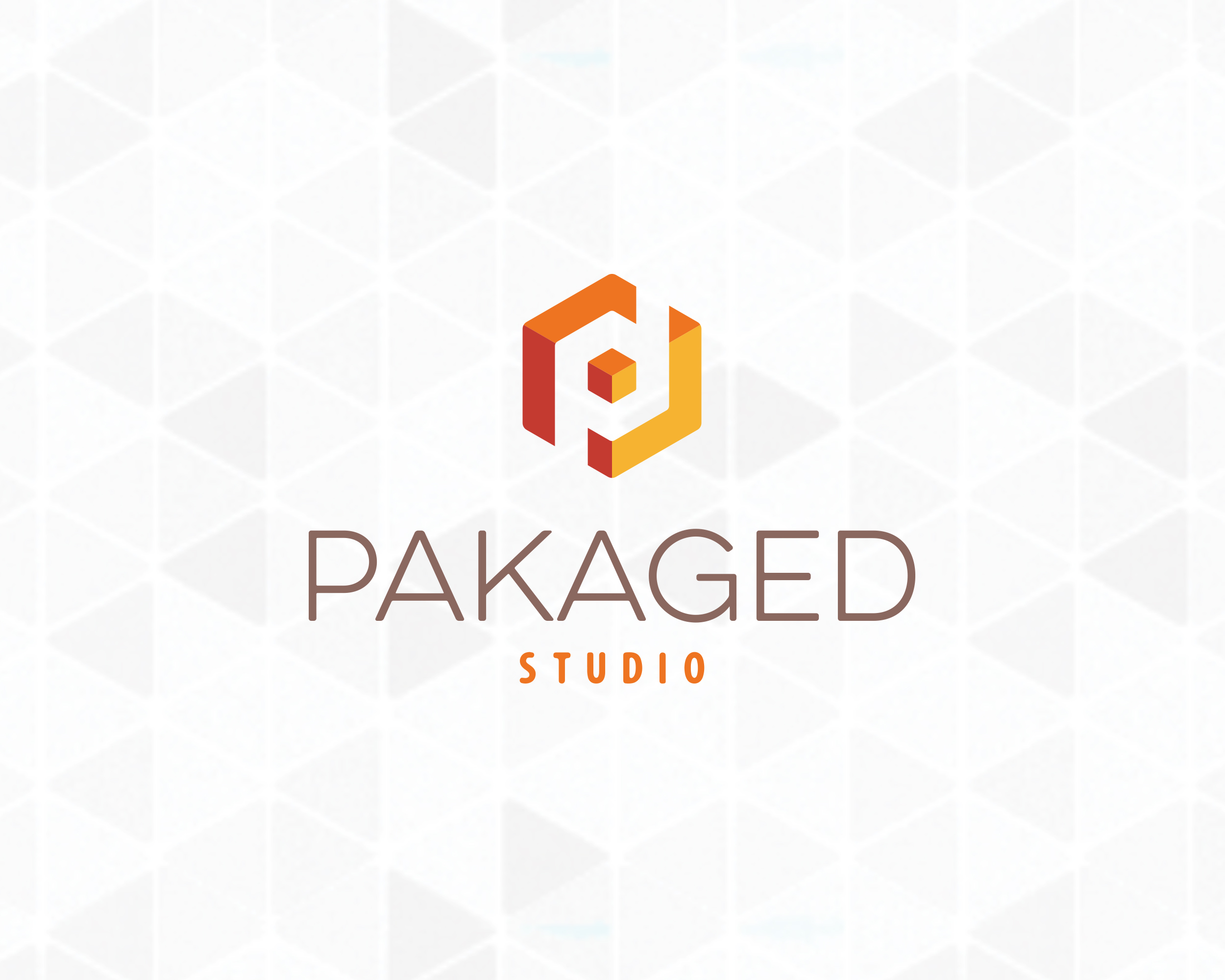 Pakaged Studio Logo