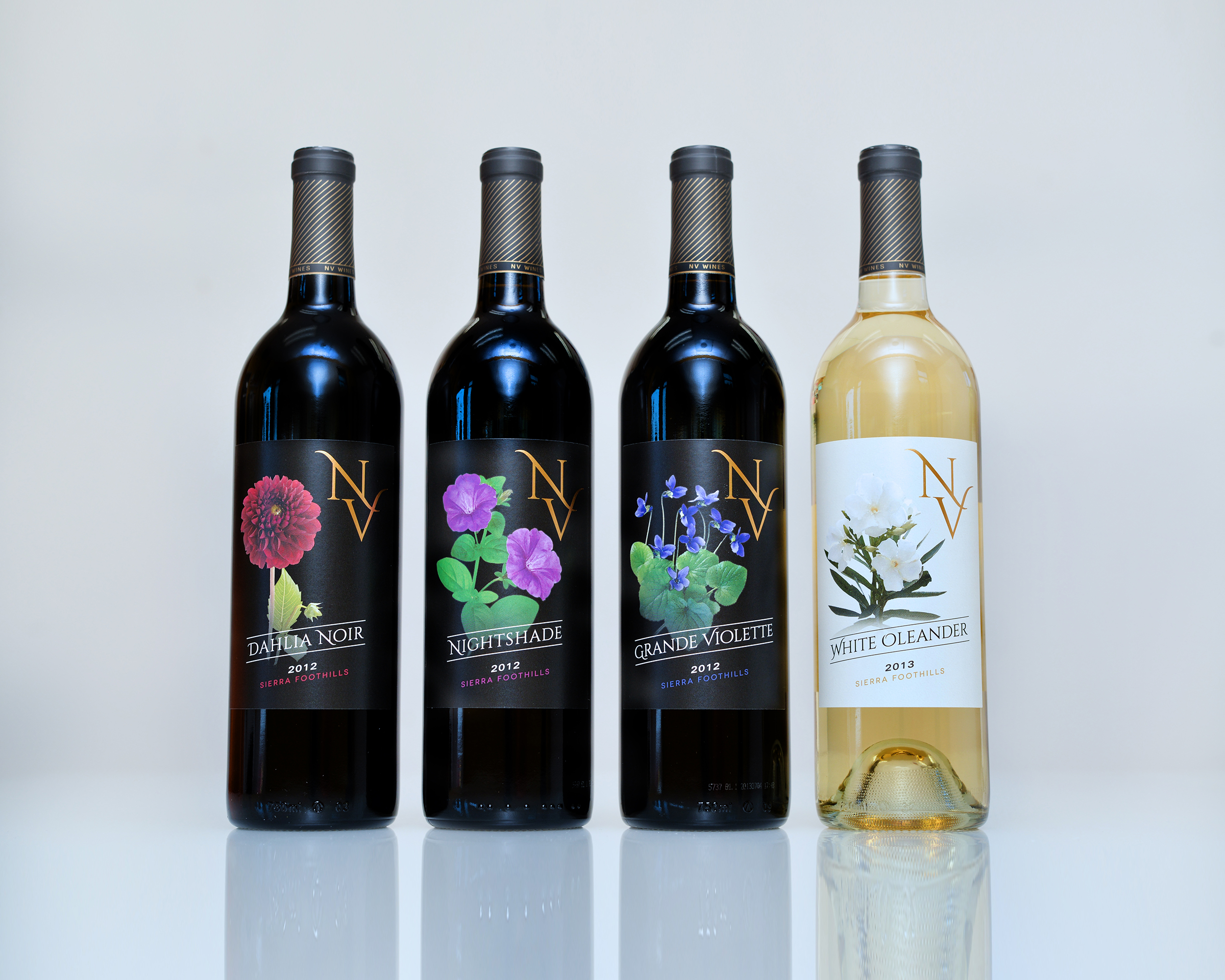 NV Wine Labels