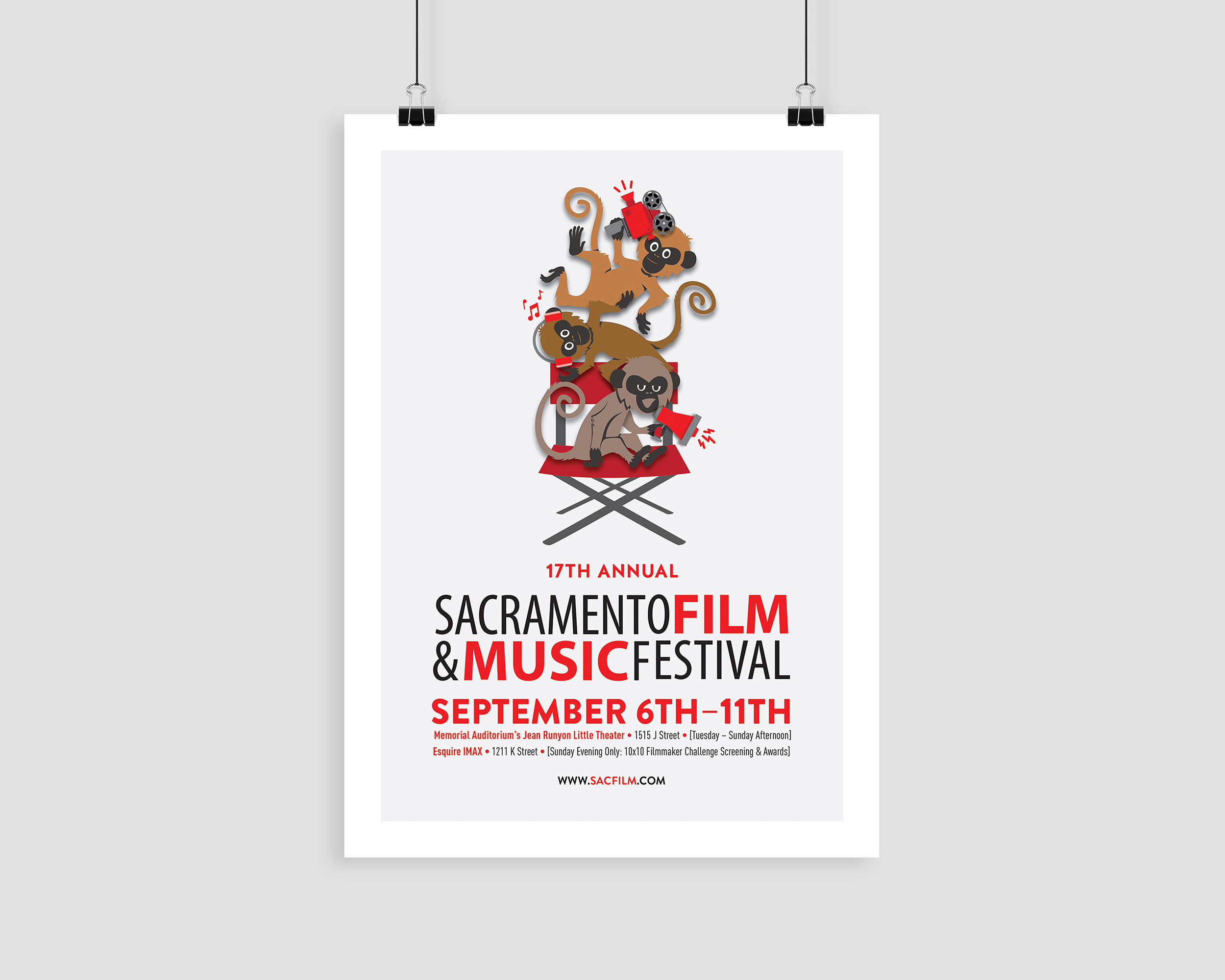 17th Annual Sacramento Film & Music Festival