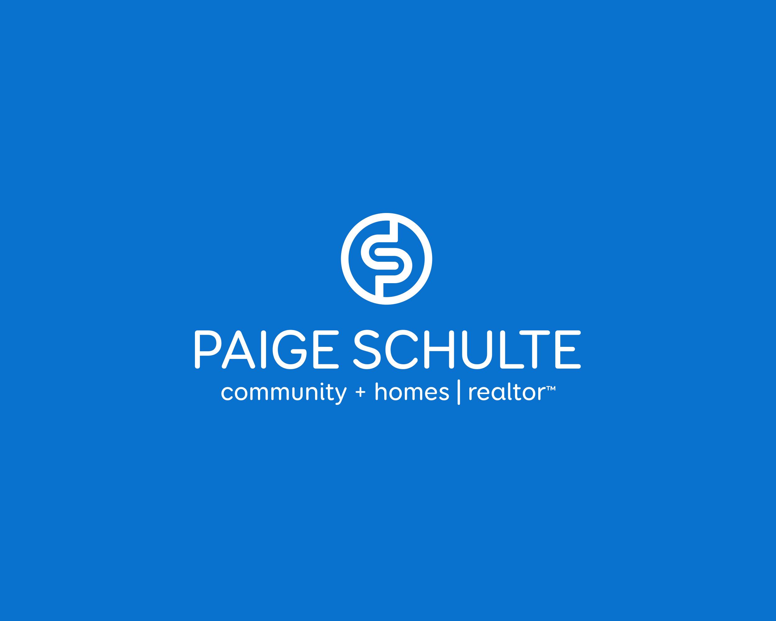 Paige Schulte Logo