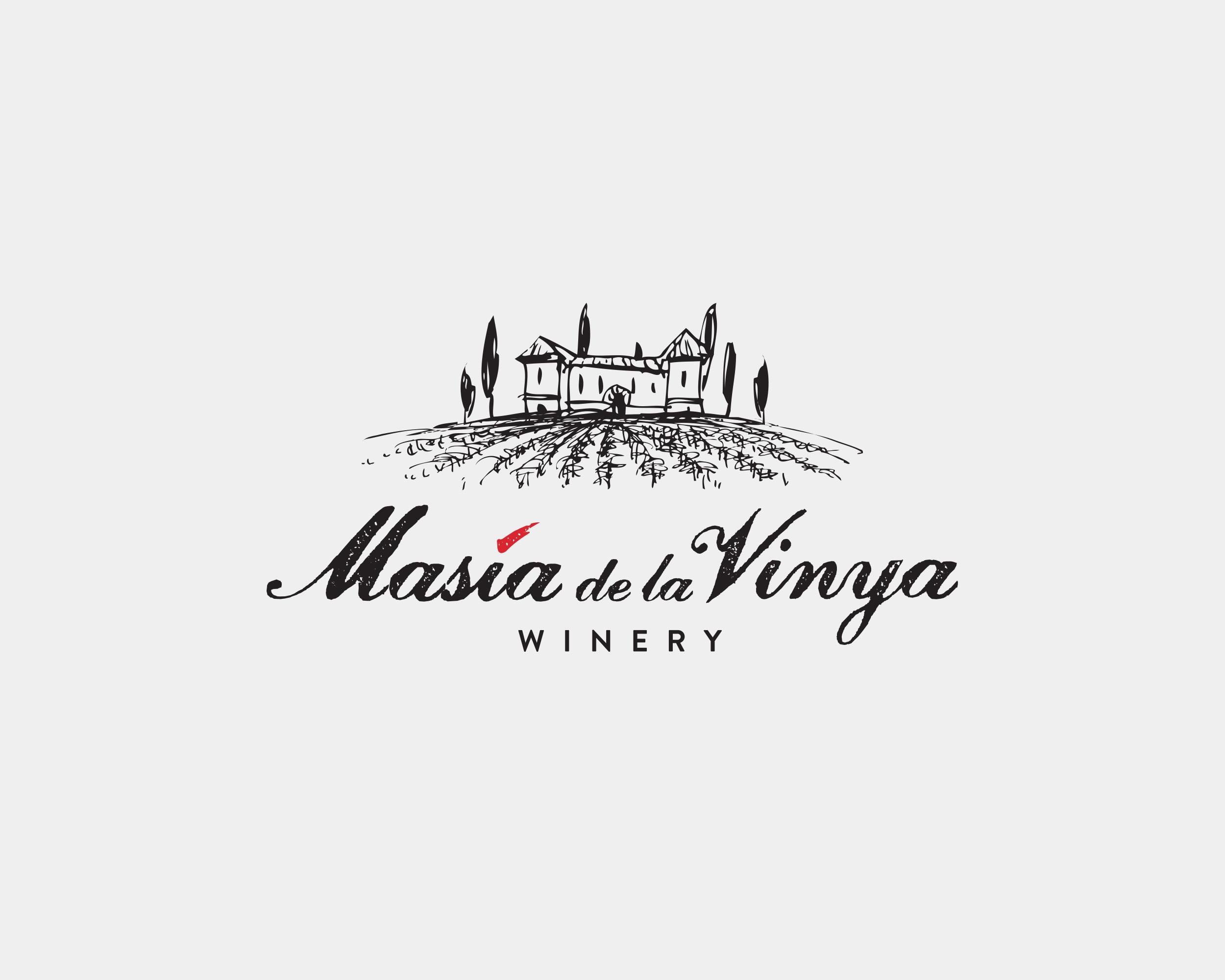 Masia de la Vinya Logo