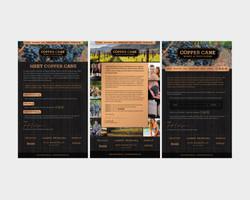 Copper Cane Email Blast Designs