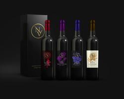 NV Wine Labels Concept