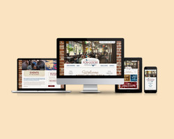 Fox and Goose Website