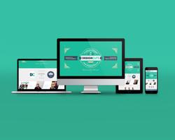 Design Cuts Anniversary Website