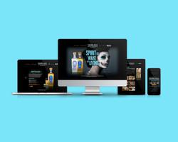 Piedra Azul Website