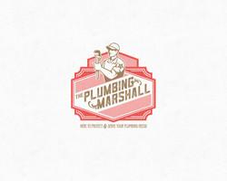 Plumbing Marshall Logo
