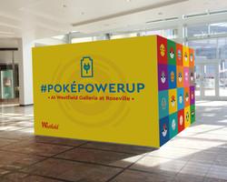 Pokémon Power Station Wall Design