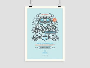 Getty Owl Illustration
