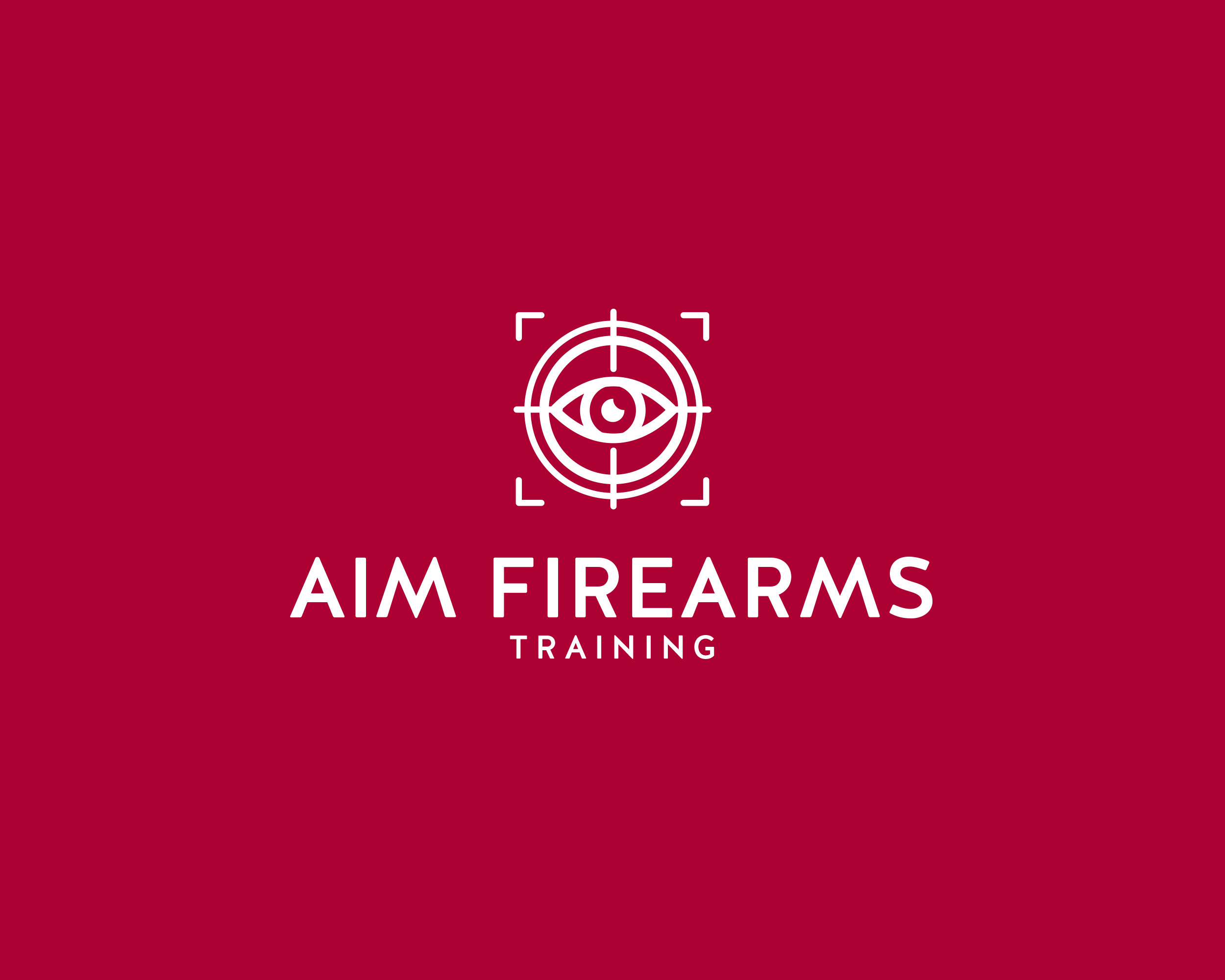 AIM Firearms Logo Variation