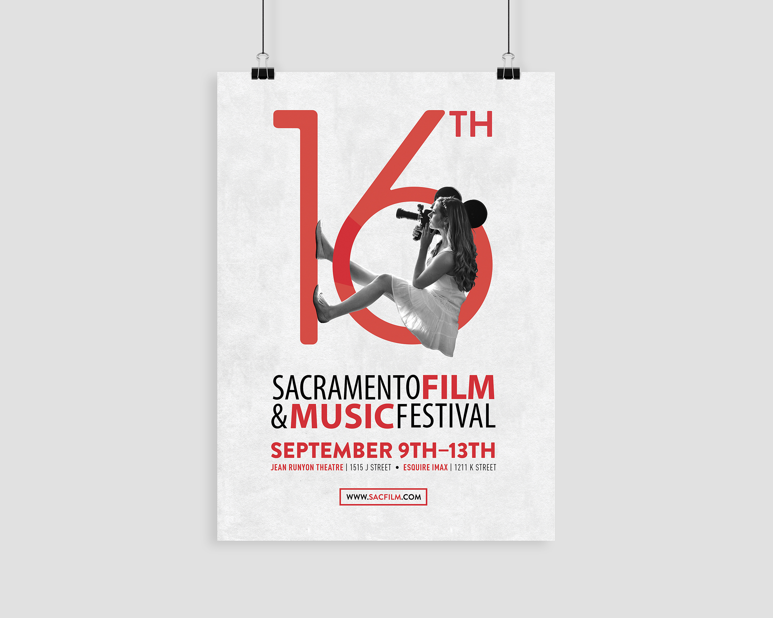 16th Annual Sacramento Film & Music Festival