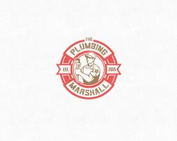 Plumbing Marshall Logo Variation