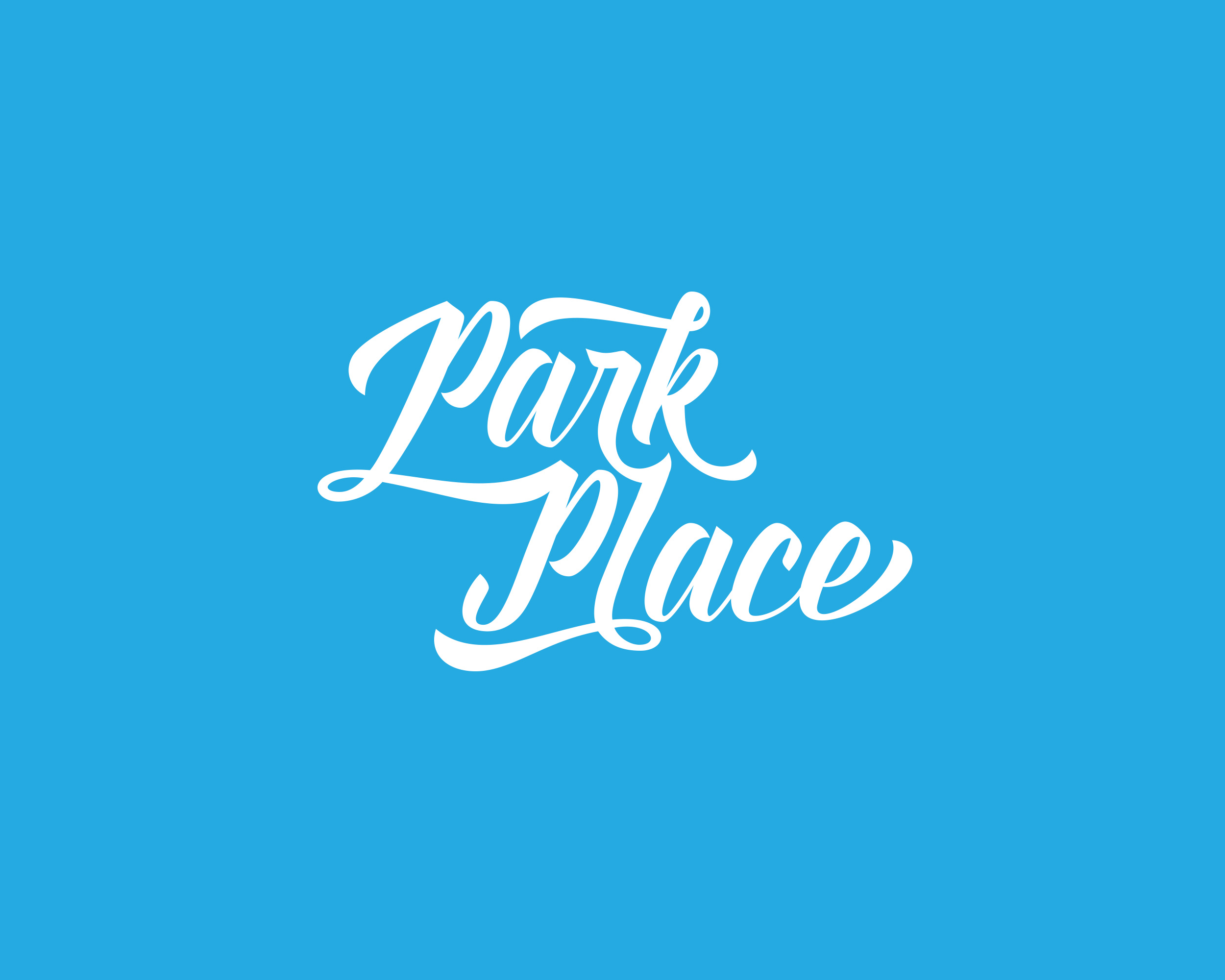 Park Place Logo Variation