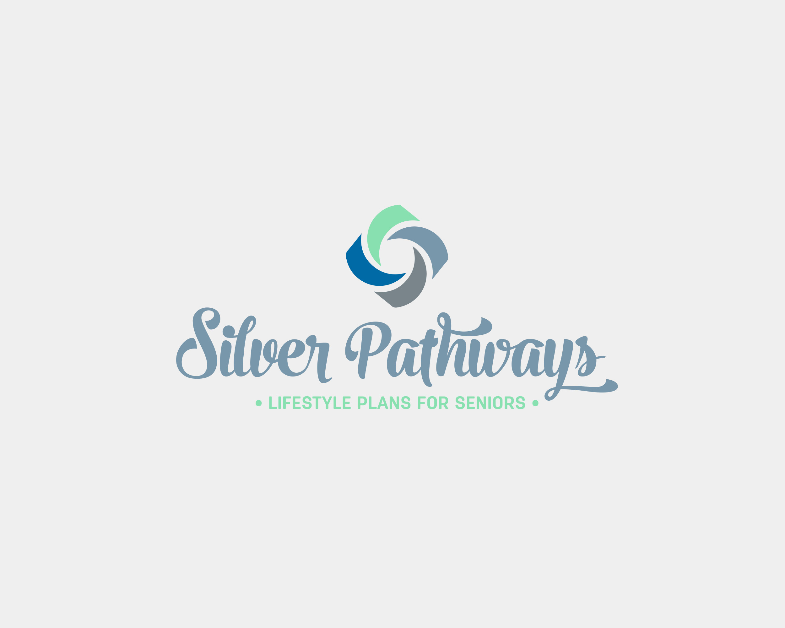 Silver Pathways Logo