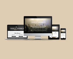 Church Drummers Website