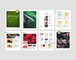 Botanic Farm Brochure