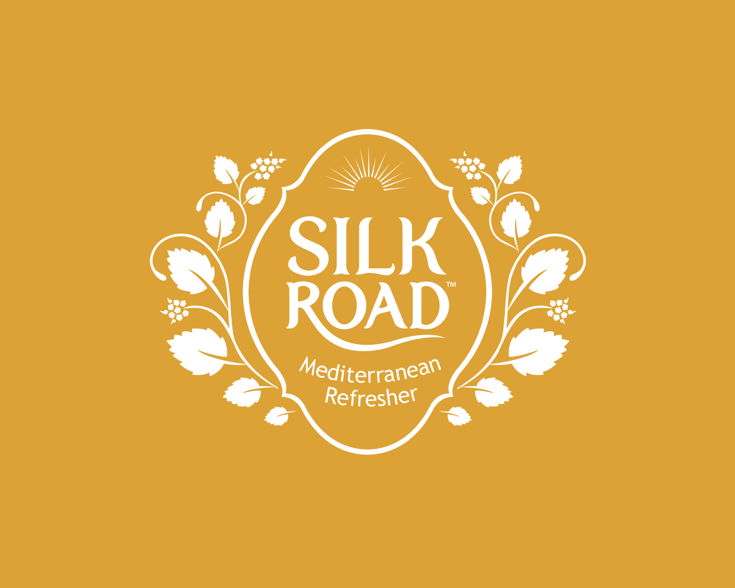 Silk Road Soda Logo
