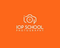 IOP School Photography Logo