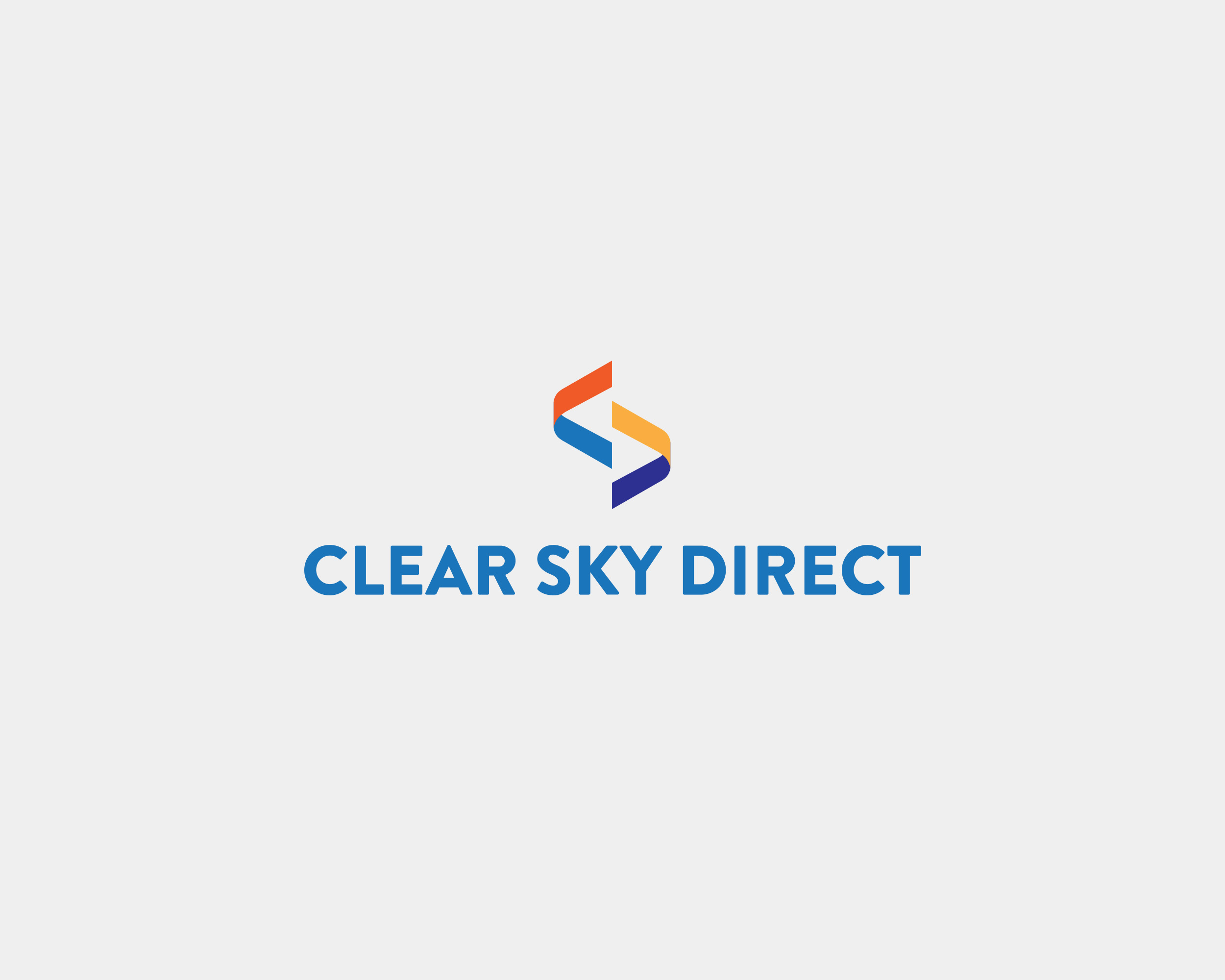 Clear Sky Direct Logo
