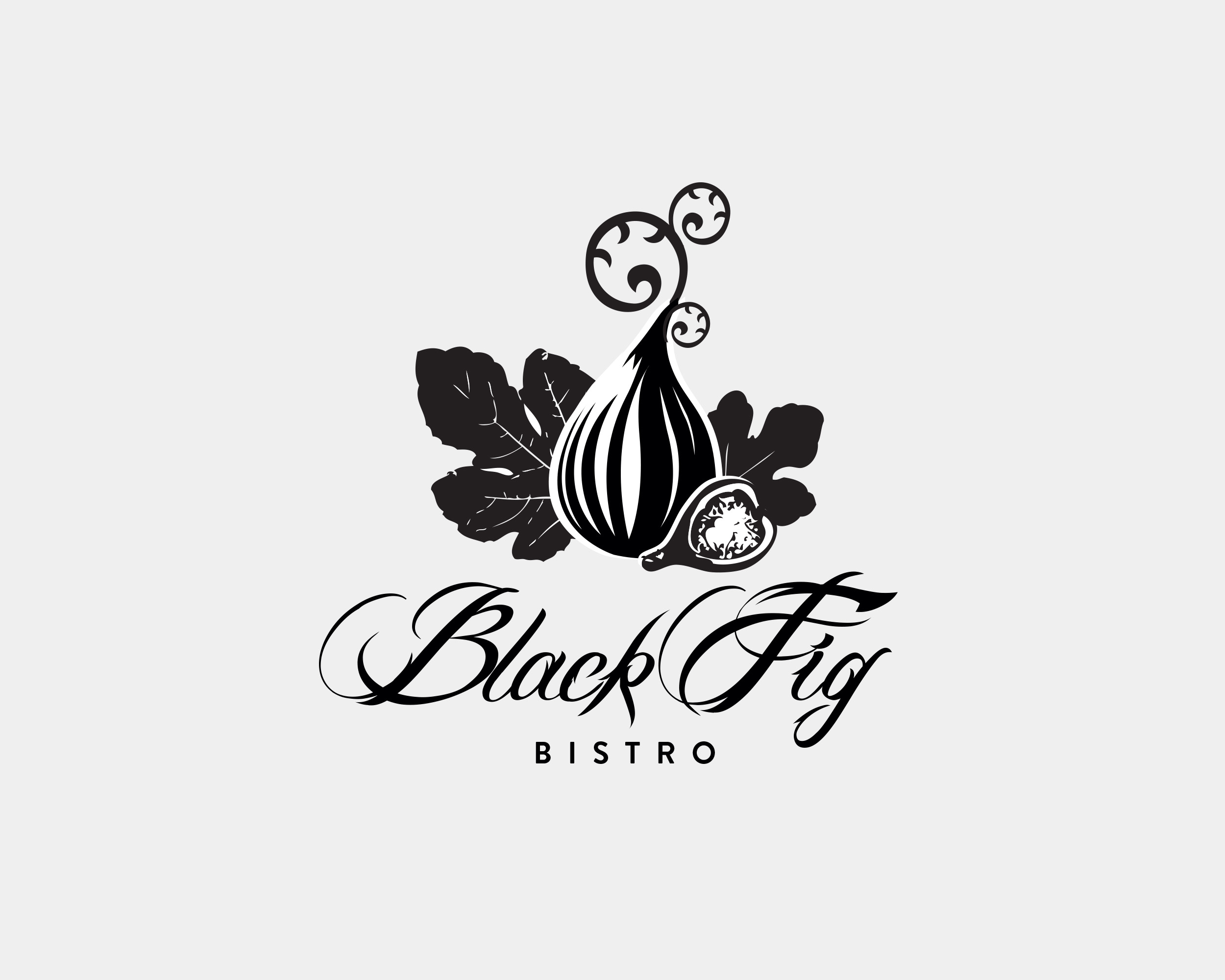 Black Fig Bistro Logo