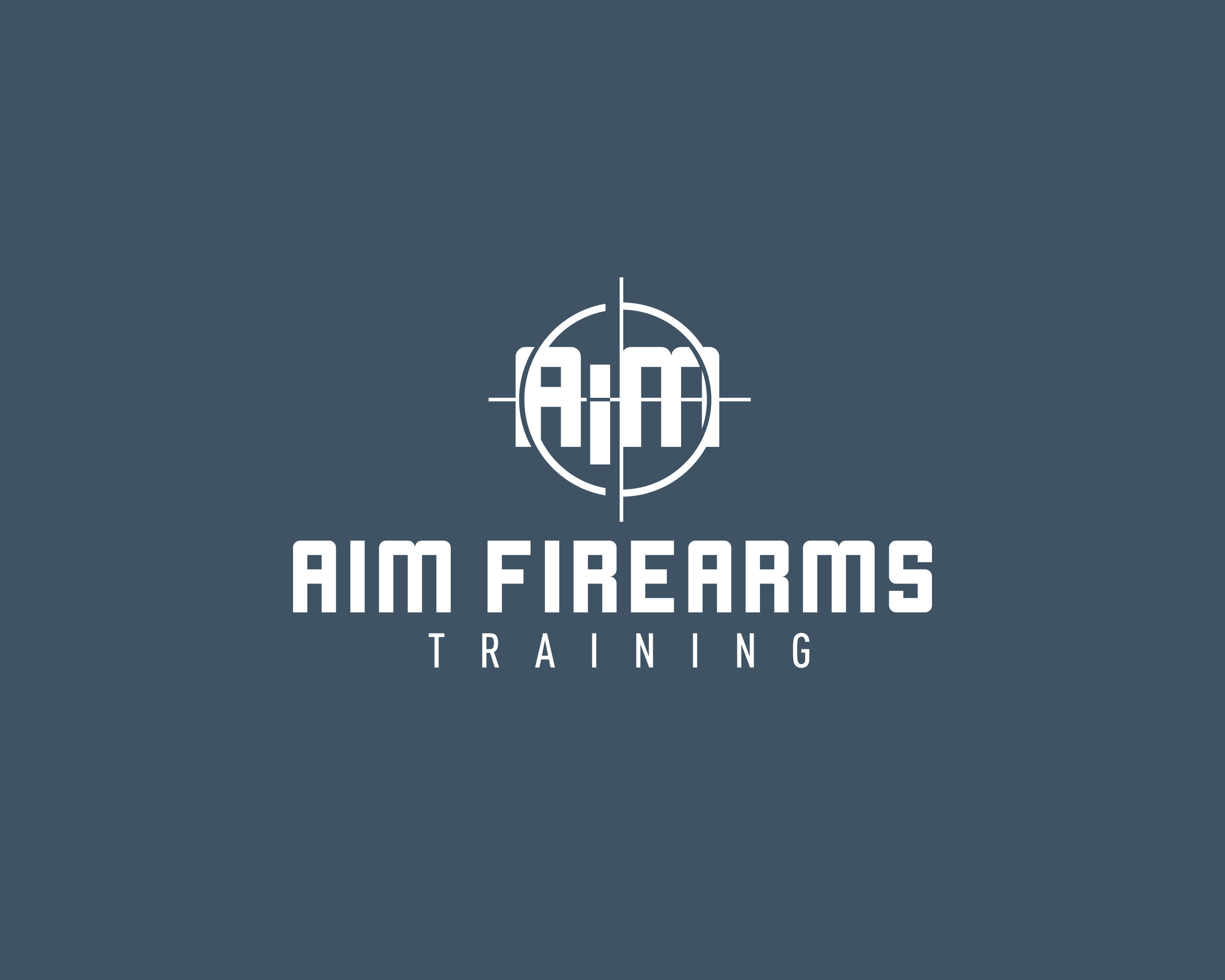 AIM Firearms Logo