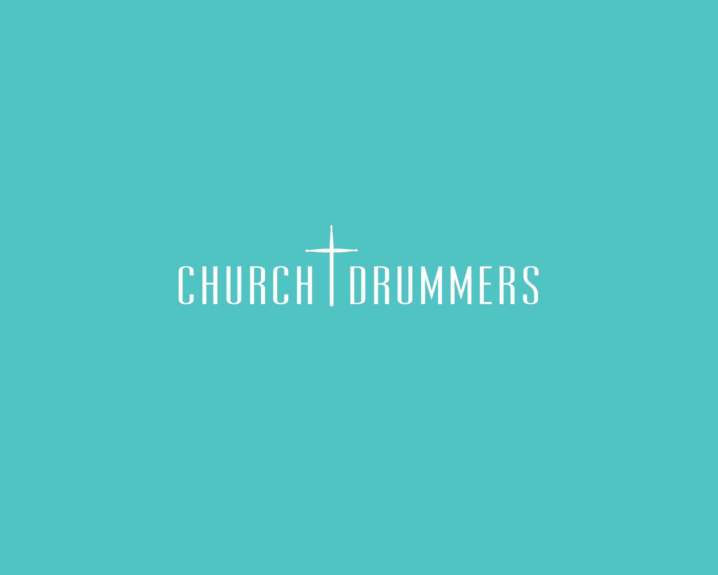 Church Drummers Logo