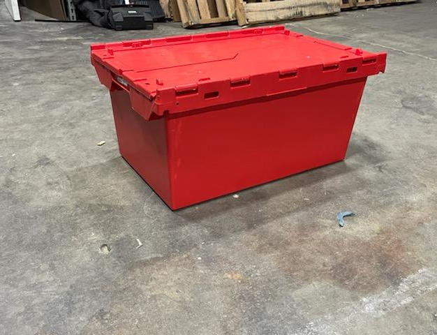Rentable Moving Crates