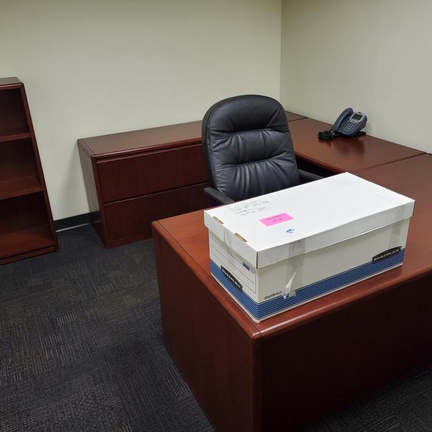 U-Shaped Desk Combo