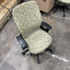 Steelcase Leap Chair Front